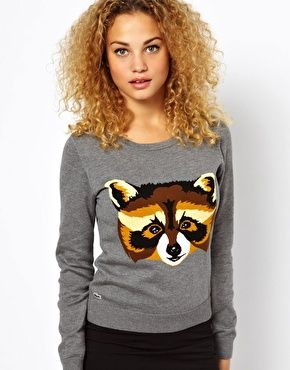 Lacoste Live Racoon Jumper
