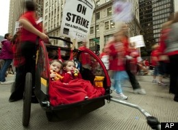 Chicago Teachers Strike A Push-Back To Education Reform  									  							  							  								  								  								  										  										    									  									  									Posted: 09/15/2012 11:19 am Updated: 09/17/2012 10:04 pm