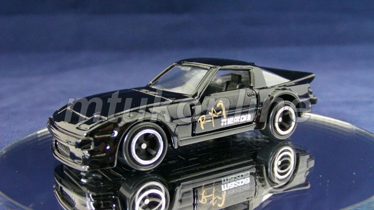 TOMICA 74 MAZDA SAVANNA RX7 RACING 1981 | LOTTO I 2000 | SINGLE SPLIT