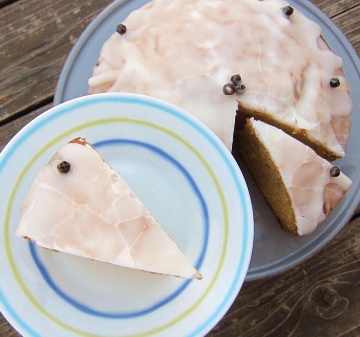 TARTA DE GIN TONIC (Gin and Tonic Cake)