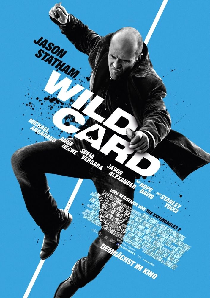 Wild Card / AT: Heat; Joker, 2015, Actionfilm, von Simon West