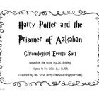 This center challenges students to recreate J.K. Rowling's Harry Potter and the Prisoner of Azkaban by putting the events in chronological order.  ...