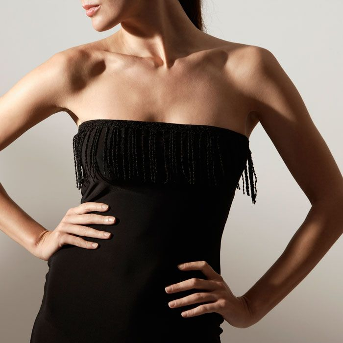 The Strapless Dress Workout