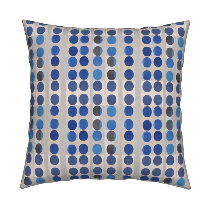 Catalan Throw Pillow featuring Lea-n1 by miamaria | Roostery Home Decor