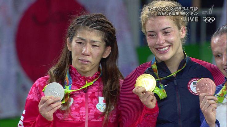 ダルビッシュ有「吉田沙保里選手を倒したアメリカ人選手は俺の嫁、聖子の弟子(^^)」