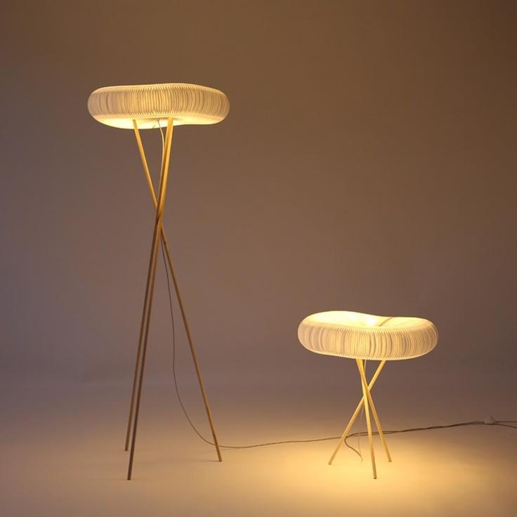 Perfect Floor lamp CLOUD SOFTLIGHT Floor lamp Molo Floor lamp