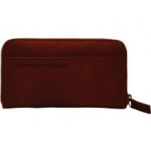Cowboysbag Portemonnee The Purse Rood