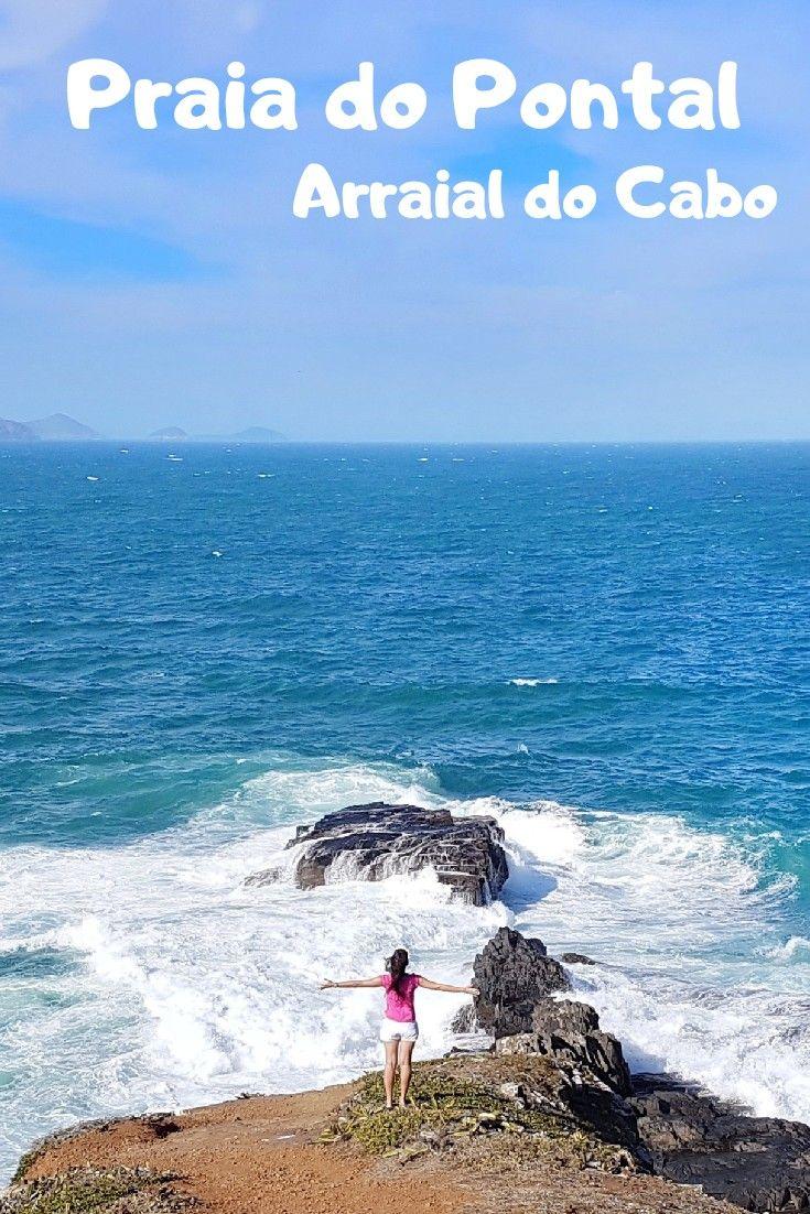 Praia Do Pontal Um Paraiso Ainda Desconhecido Em Arraial Do Cabo