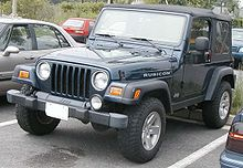 Jeep Wrangler - Difference between YJ, TJ, and JK