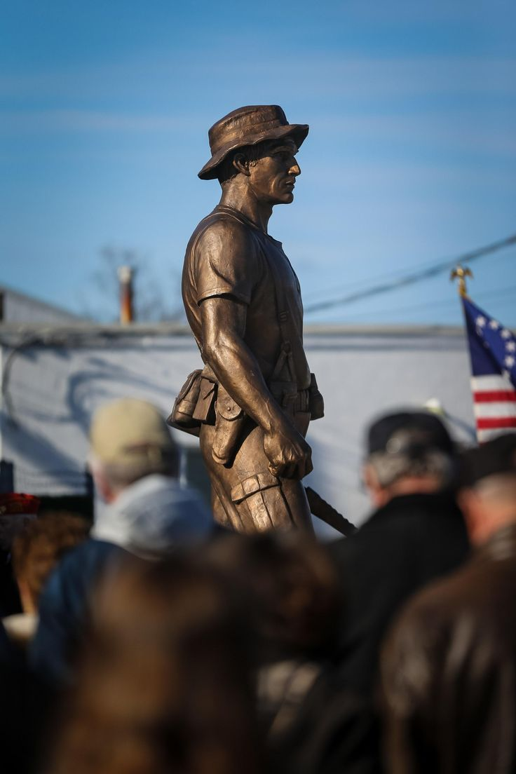 Framingham ceremony honors troops lost in Vietnam  Previous HIDE CAPTION Color guards stand at attention during the dedication of the Vietnam Veteran Monument at the MetroWest Regional Transit Authority in Framingham on Sunday. Daily News and Wicked Local Photo/Dan Holmes HIDE CAPTION The new statue by artist Jeff Buccacio rises above the crowd during the dedication of the Vietnam Veteran Monument at the MetroWest Regional Transit Authority in Framingham on Sunday. Daily News and Wicked…