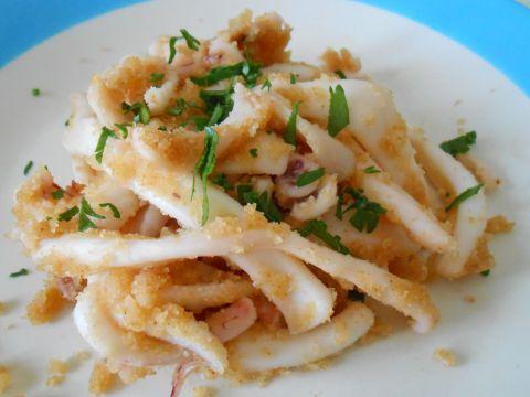 Calamari (seppie) al limone