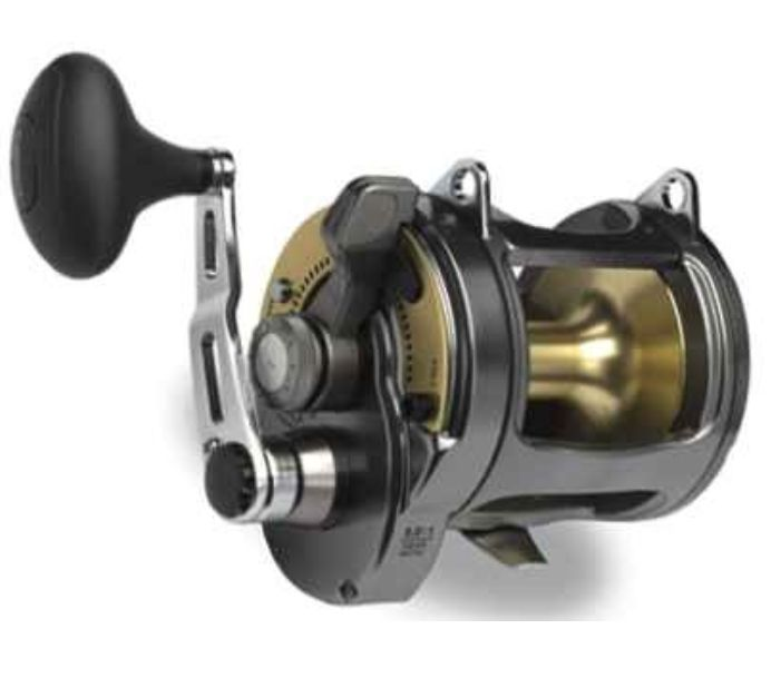 Shimano Tyrnos Deep Sea Boat Fishing Multiplier Reel £259.99 The Shimano Tyrnos multiplier reel features a gear ratio of 5:1 and is built for power thanks to its four bearings, oversized gears, die cast machined aluminium handle and ergonomic rubber power grip. The sturdy frame keeps all moving parts in precise alignment to ensure long term efficiency. The Tyrnos is ideal for numerous saltwater uses.