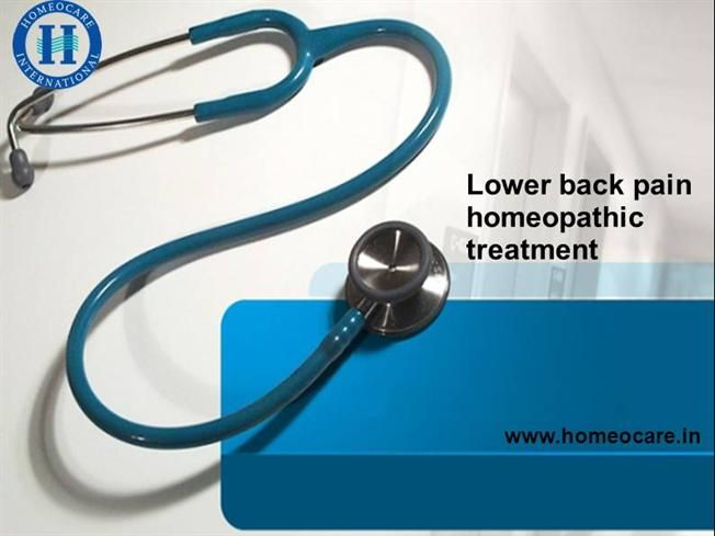 Back pain is the most common problem, it seems people like uncomfortable. The pain may begin from the muscles, nerves, bones, joints. The homeopathic approach is very effective in treating back pain problems. There are many homeopathic therapies for back pain with zero side effects at Homeocare International. So, visit Homeocare and get the complete health solution for all back problems.