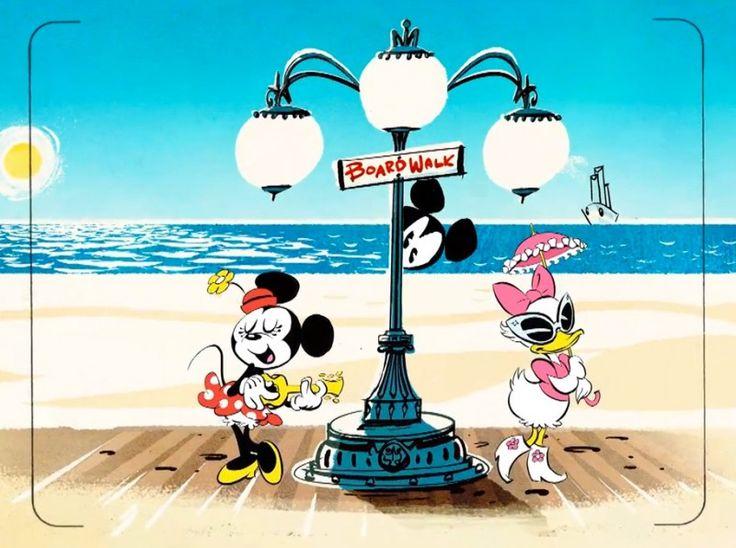 Mickey Mouse10 800x596 El nuevo viejo Mickey Mouse