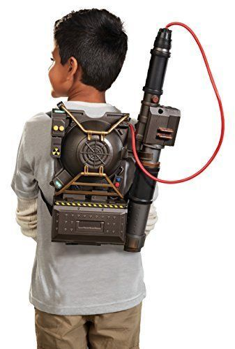 Ghostbusters Electronic Proton Pack Projector Toys Kids Awesome Christmas Gift #Mattel