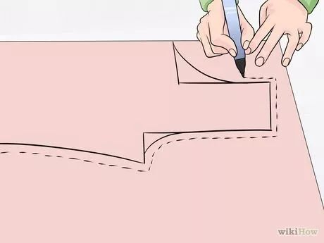 Bildtitel Make Your Own Sewing Patterns Step 14