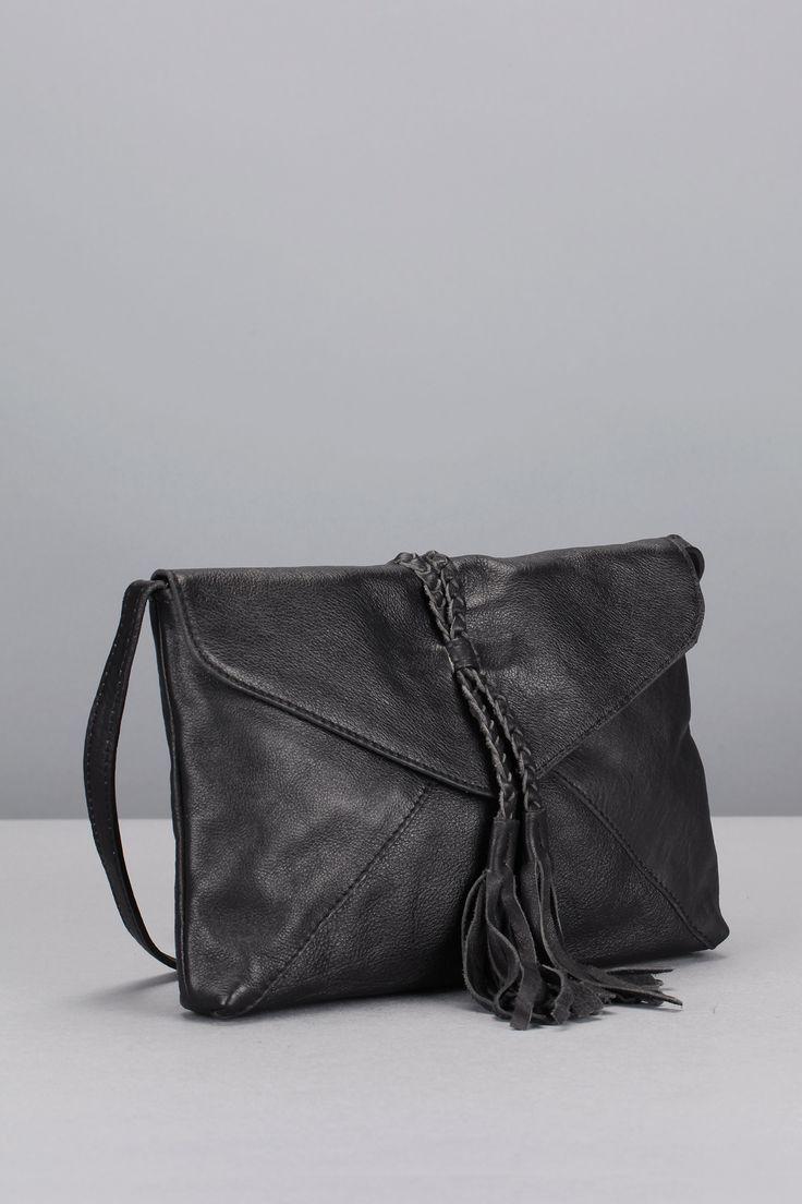Leather bag - Black
