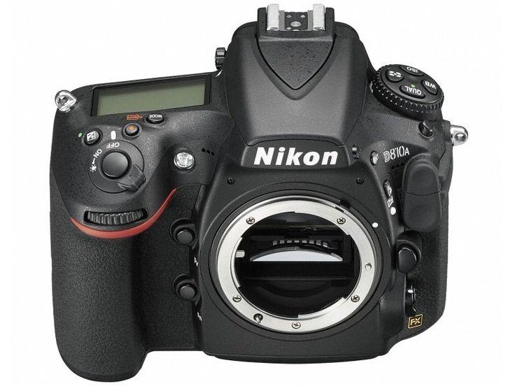 Модель D810A оснащена усовершенствованным инфракрасным (ИК) режекторным светофильтром, который обеспечивает в четыре раза большую чувствительность к излучению спектральной линии H-альфа (c длиной волн прибл. 656 нм) по сравнению с моделью D810. Зеркальные фотоаппараты продажа по низким ценам