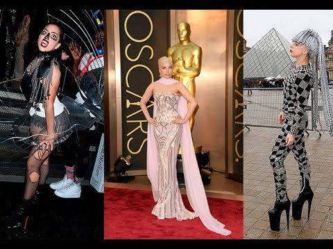 Как живут знаменитости. Экстравагантные костюмы Леди Гаги (Lady Gaga)