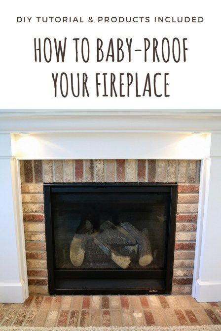 25 Best Ideas About Baby Proof Fireplace On Pinterest