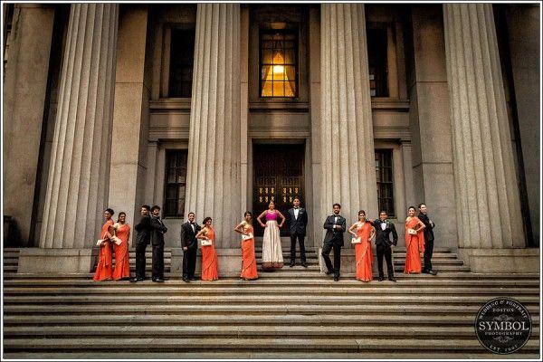 indian reception outfit, indian wedding clothing, indian bridal lehenga, indian designer, bridesmaids clothing, Boston wedding