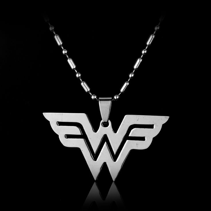 Find More Pendant Necklaces Information about Wonder Woman Necklace Movie Series DC Comics Superhero W Logo Stainless Steel Pendant Necklaces,High Quality necklace pendant watch,China pendant steel Suppliers, Cheap pendant necklace watch from rongji jewelry muming jewelry Store on Aliexpress.com