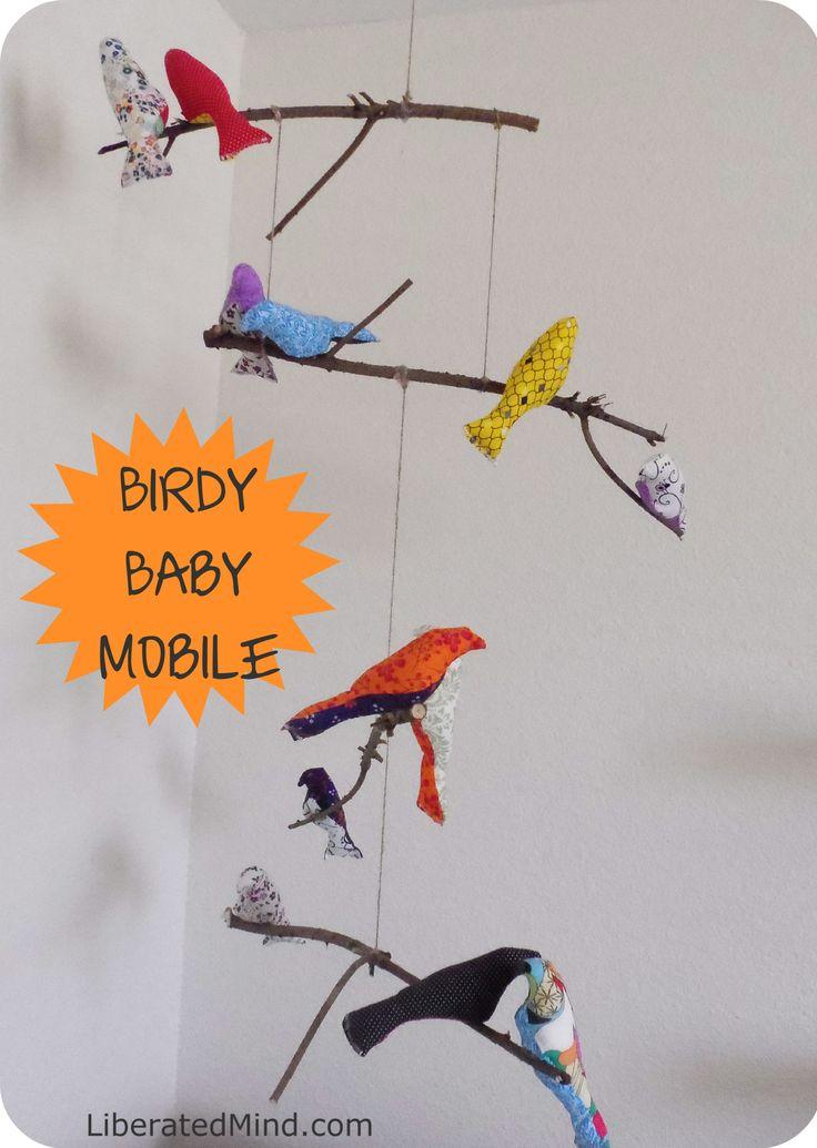 Birdy Baby Mobile: DIY