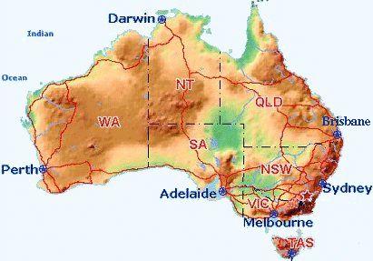 Caravanning and RVing in Australia