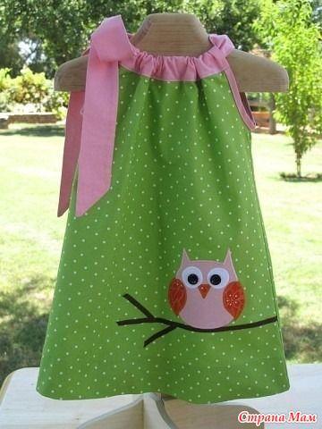 Как легко и просто сшить платья-сарафанчики ( подойдет даже для самых начинающих швей и закройщиц!) - Страна Мам