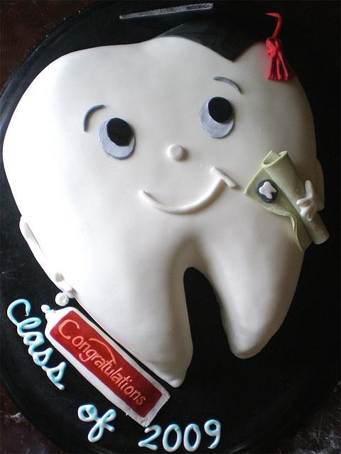 for when i hopefully graduate dental school.