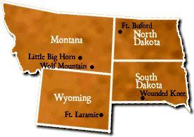 Lakota, Dakota, Nakota - The Great Sioux Nation