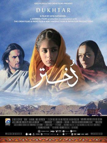 Dukhtar 2015 Full Movie Urdu 250MB WEBRip 480p