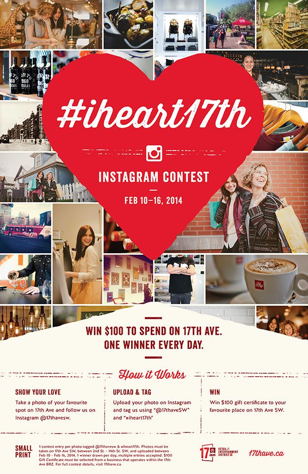 #iheart17th, Instagram Contest,