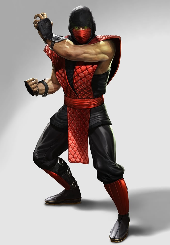 mortal kombat characters concept art mortal kombat video game concept art by atomhawk design uk - Mortal Kombat Smoke Halloween Costume