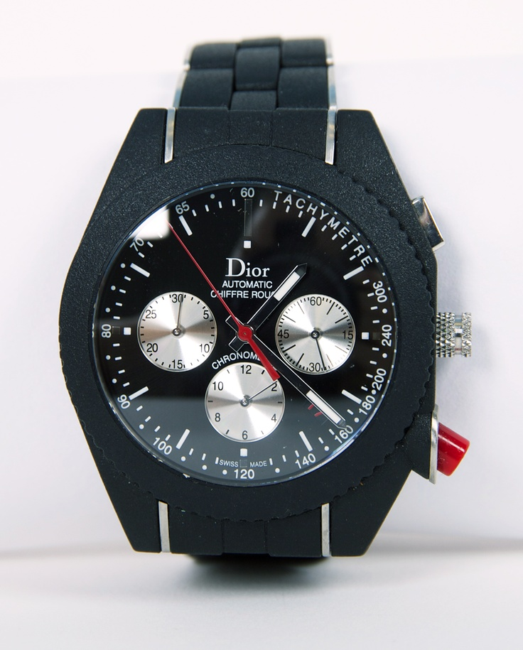17 best images about dior on pinterest bracelets nato strap and men 39 s watches for Christian dior watches