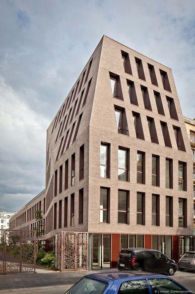 ÉQUERRE D'ARGENT 2014 / LAURÉAT : CITÉ DES MÉTIERS HERMÈS - RDAI ARCHITECTURE