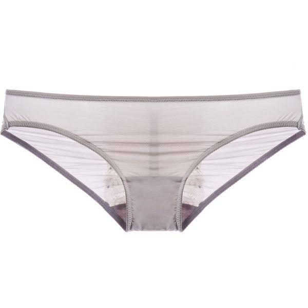 underella by Ella Moss Women's Gizelle Shirred Back Bikini - Grey -... ($19) ❤ liked on Polyvore featuring swimwear, bikinis, grey, bikini swimwear, mesh bikini, bikini two piece, scrunch bikini and ruched swimwear
