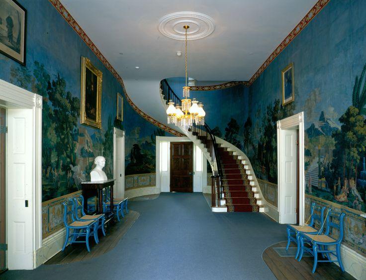 Hermitage Entrance Hall Entrance Hall Hallway