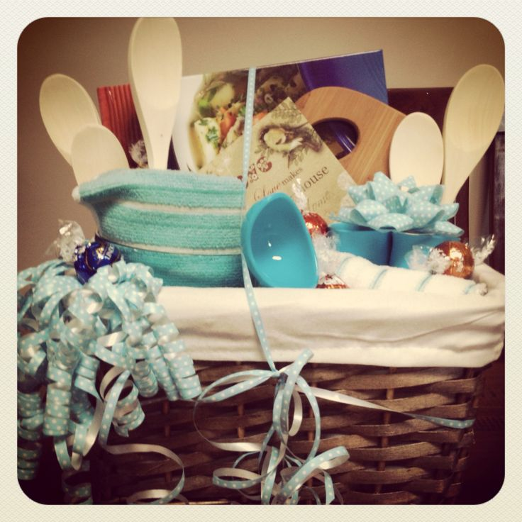 Bridal shower gift for Katelyn