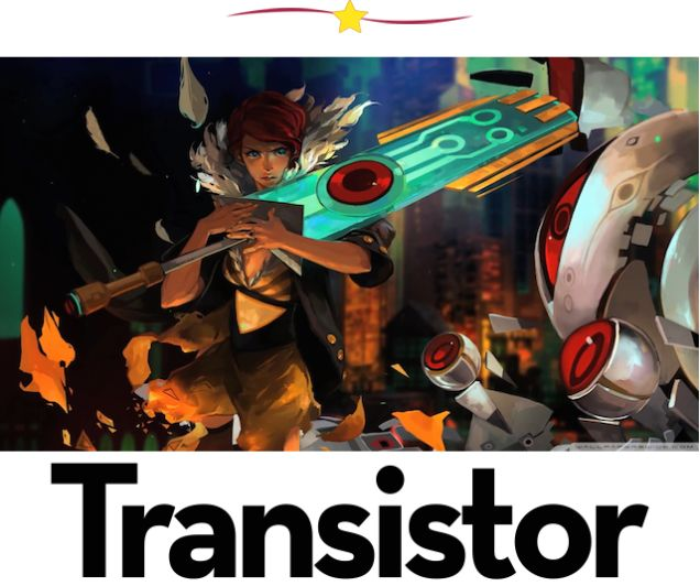 Transistor from PS4