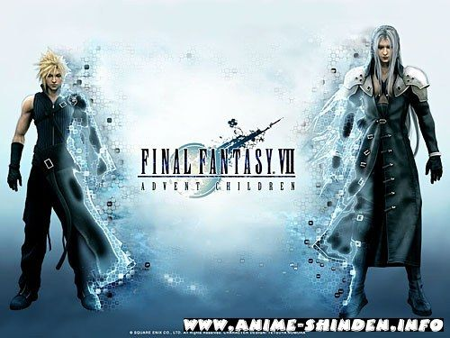 Final Fantasy VII Advent Children (Online)