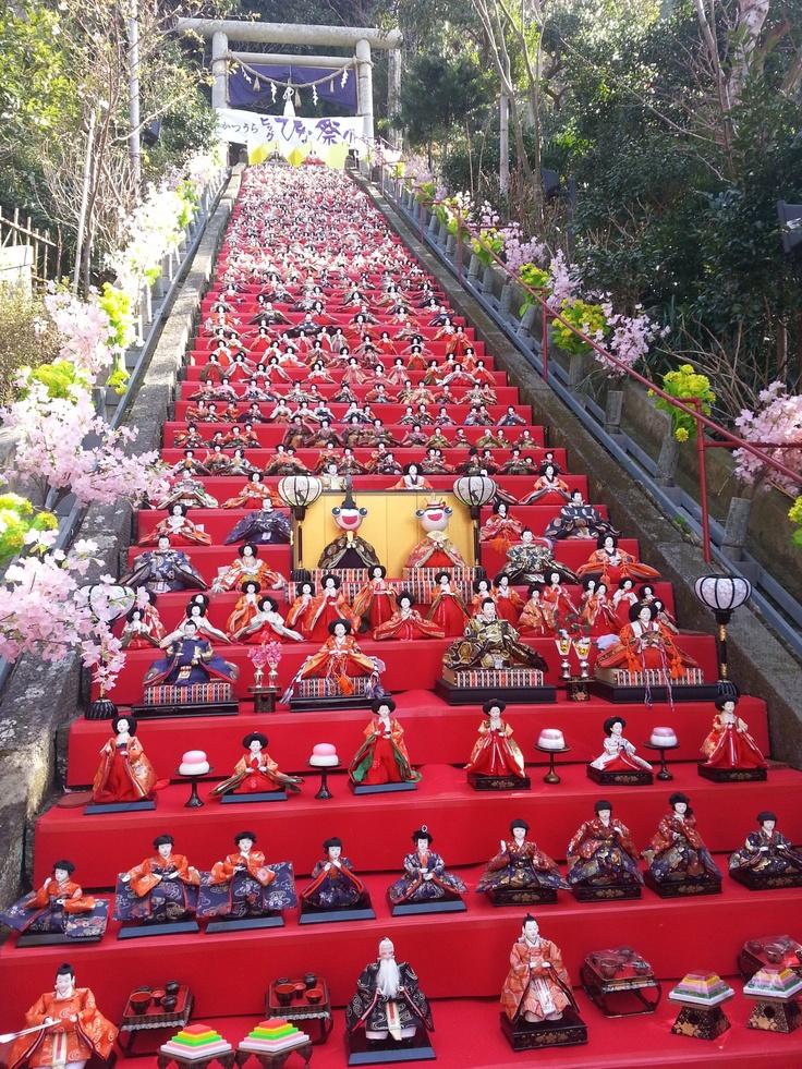 Japan - ひな祭り。