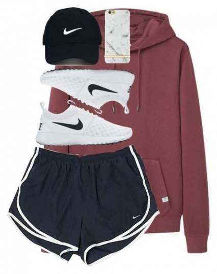 Trendy Sport Outfit For Teens Fashion 57 Ideas – cool clothes