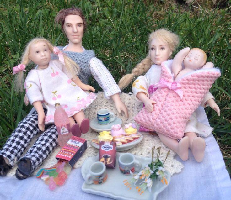 Äitienpäivä piknik :)