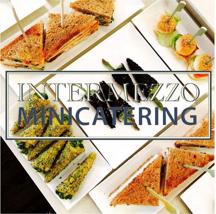 #Catering con servizio setting buffet #lunch per CheBanca! con servizio #personal #chef. Presso - Kook Sharing, Milano, 26 febbraio.