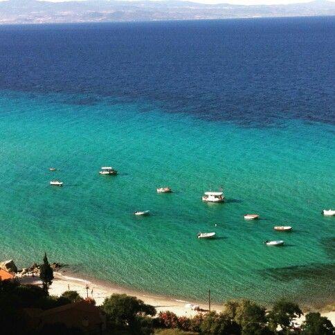 Afitos Chalkidiki Greece
