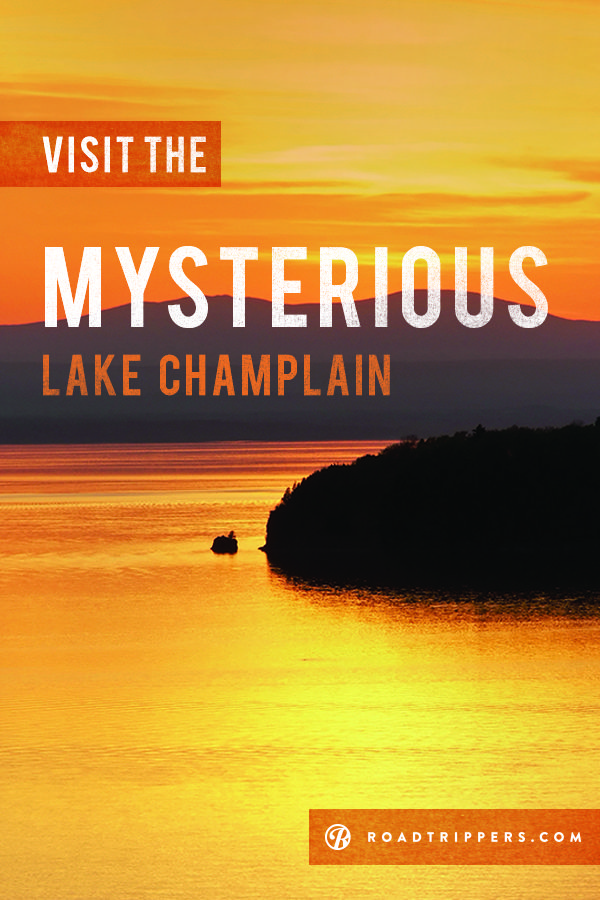 Let me introduce the Lake Champlain monster, Champy!