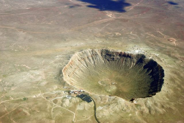 The World's Best Meteor Crater in Flagstaff Arizona - Tedy Travel