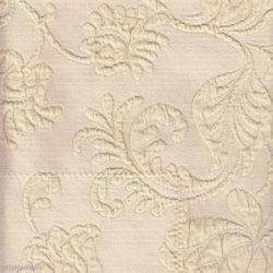 Ivory Matelasse Futon Cover