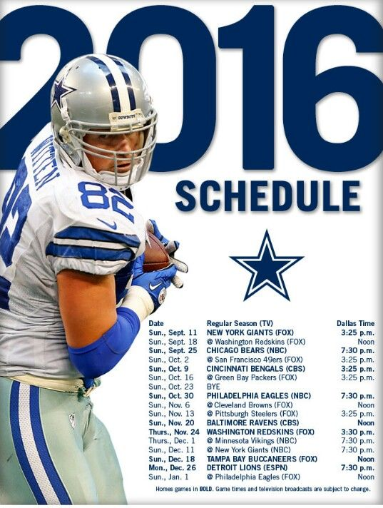 2016 Dallas Cowboys
